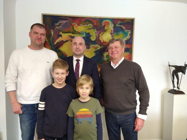 Město Plzeň prodloužilo spolupráci s Akademií